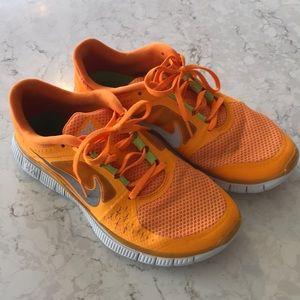 Nike FREE RUN 3. Size 10.